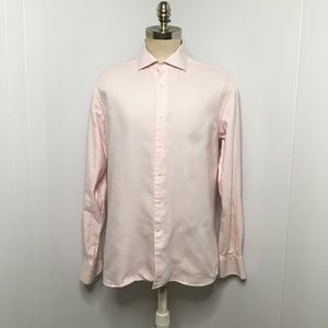 Suit Supply Pink Shirt